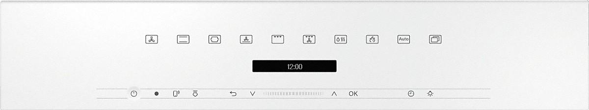 Miele H 7264 BP Einbau-Backofen Brillantweiß