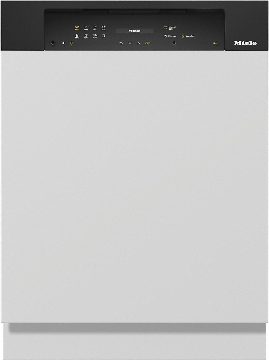 Miele G 7510 SCI Integrierter Geschirrspüler Obsidianschwarz