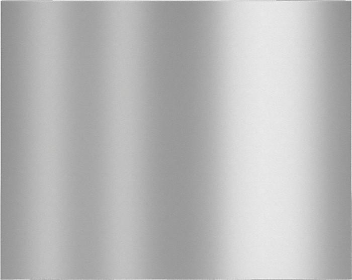 Miele KFP3624 Frontplatte Edelstahl/CleanSteel