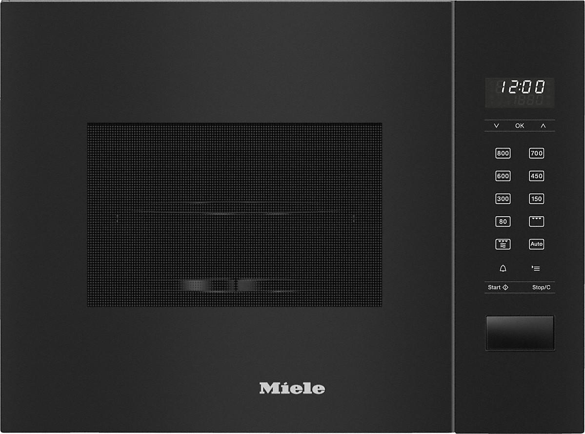 Miele M 2224 SC Einbau-Mikrowelle Obsidianschwarz