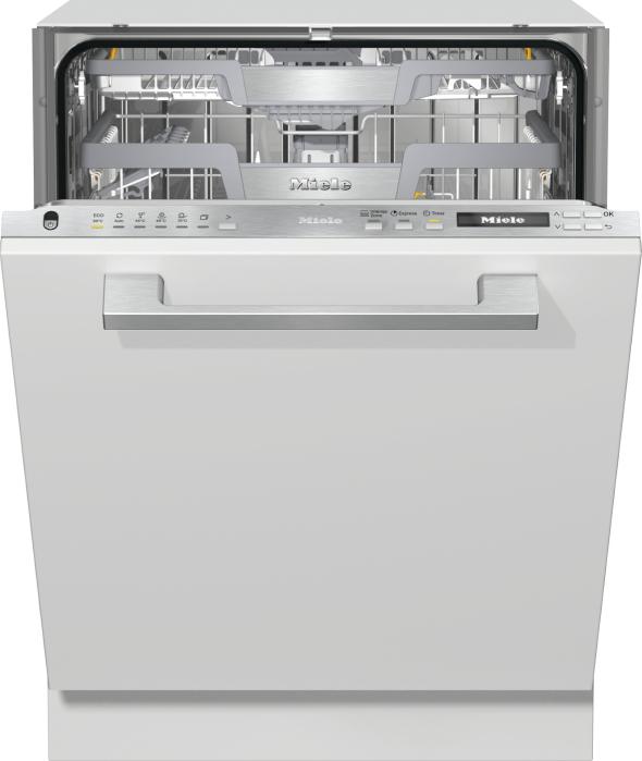 Miele G 7173 SCVi E Vollintegrierter Geschirrspüler Edelstahl