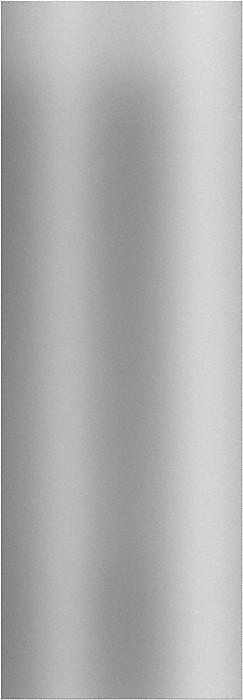 Miele KFP 3634 ed/cs Frontplatte Edelstahl/CleanSteel