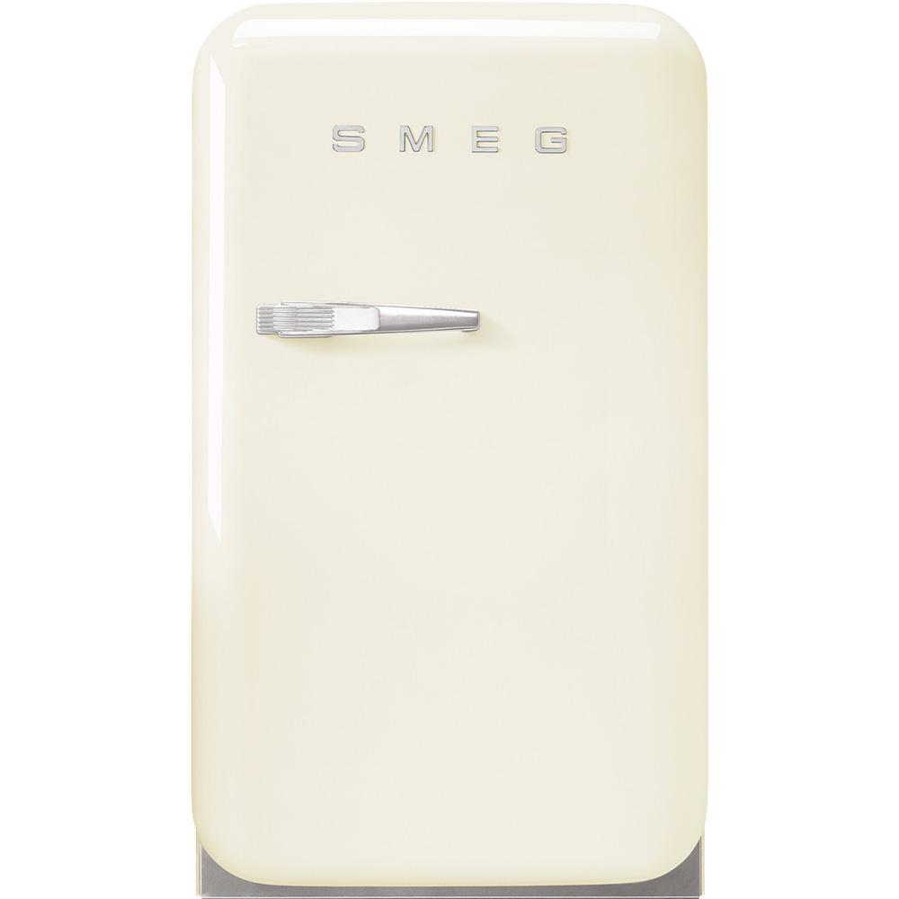 Smeg FAB5RCR5 Stand-Kühlschrank Creme