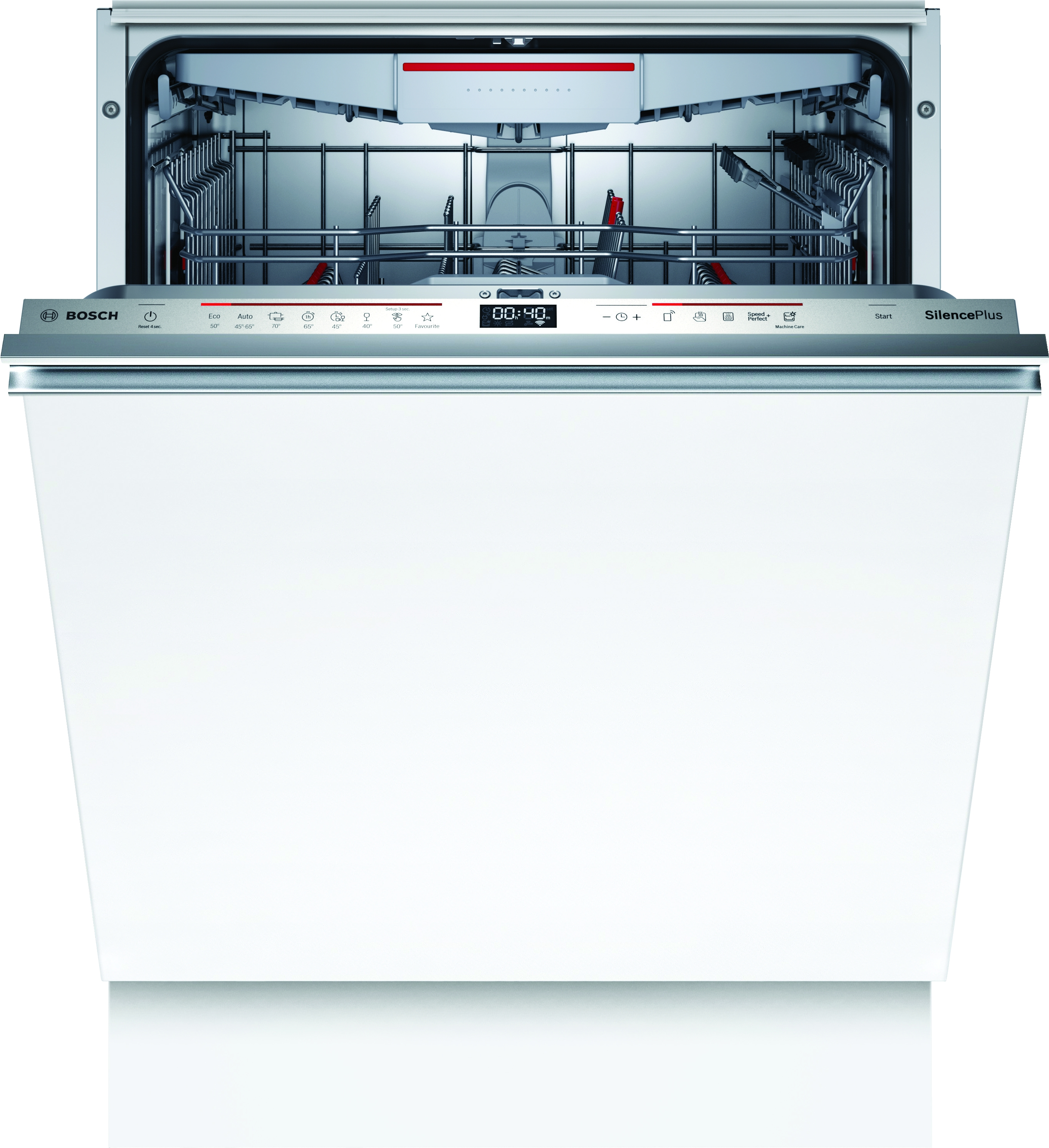 Bosch SMD6ECX57E Vollintegrierter Geschirrspüler