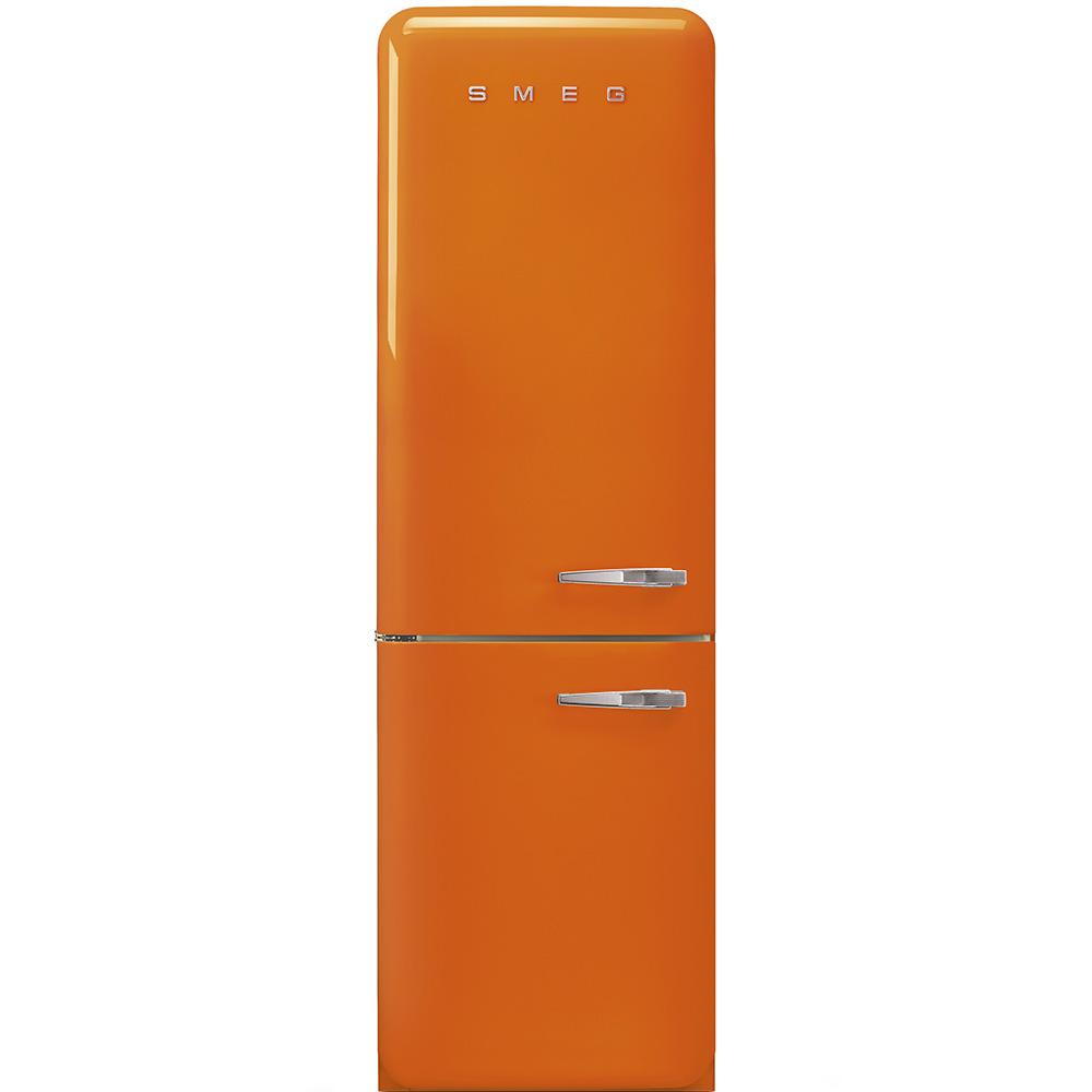 Smeg FAB32LOR5 Stand-Kühl-Gefrierkombination Orange