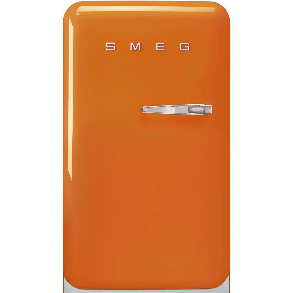 Smeg FAB10LOR5 Stand-Kühlschrank Orange