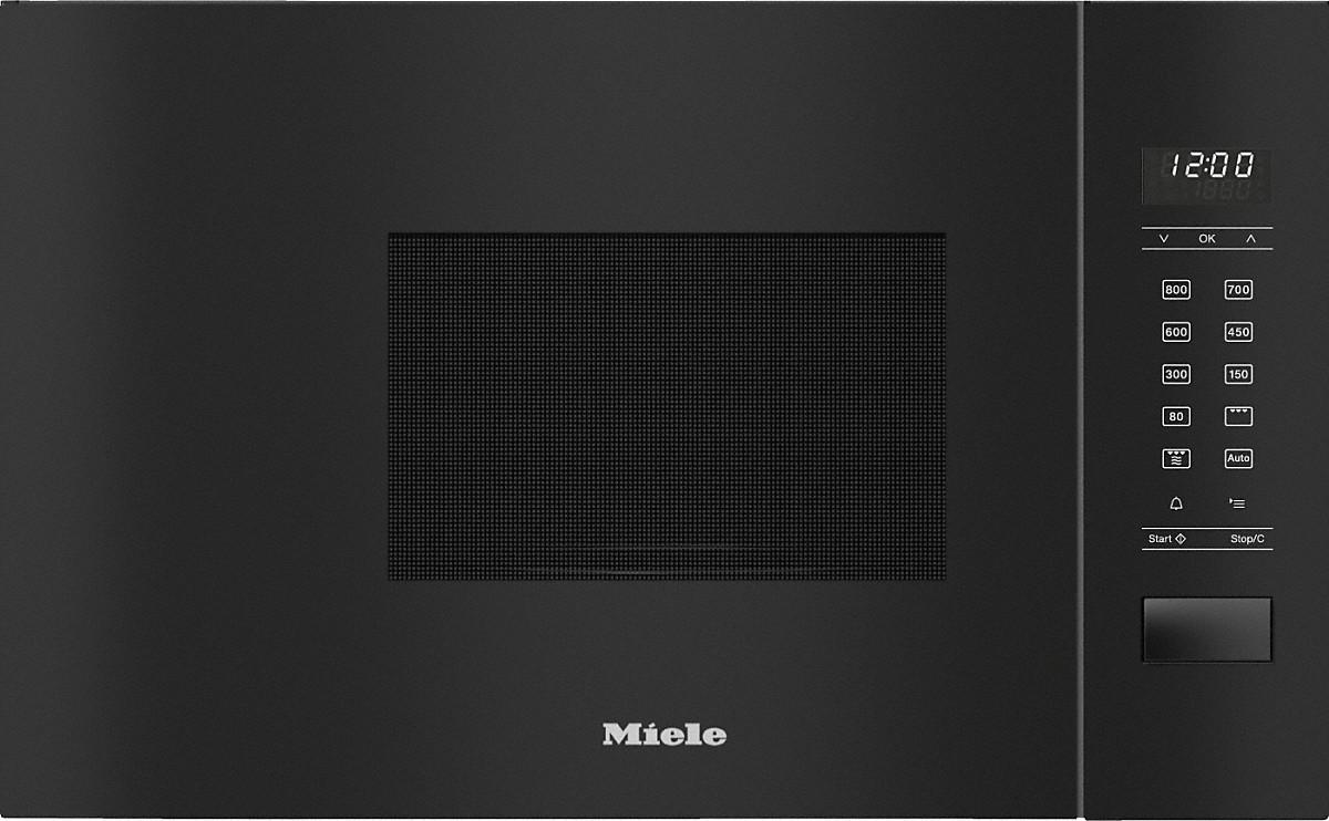 Miele M 2234 SC Einbau-Mikrowelle Obsidianschwarz