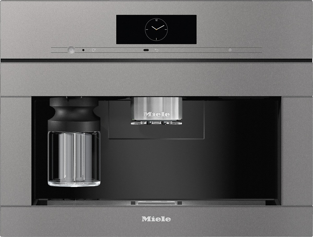 Miele CVA 7845 GRGR Einbau-Kaffeevollautomat Graphitgrau