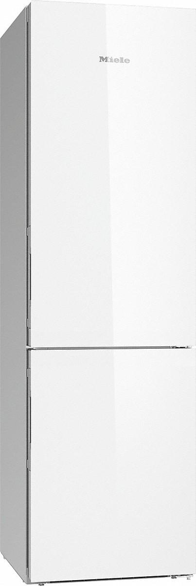 Miele KFN 29683 D BRWS Stand-Kühl-Gefrierkombination Brillantweiß