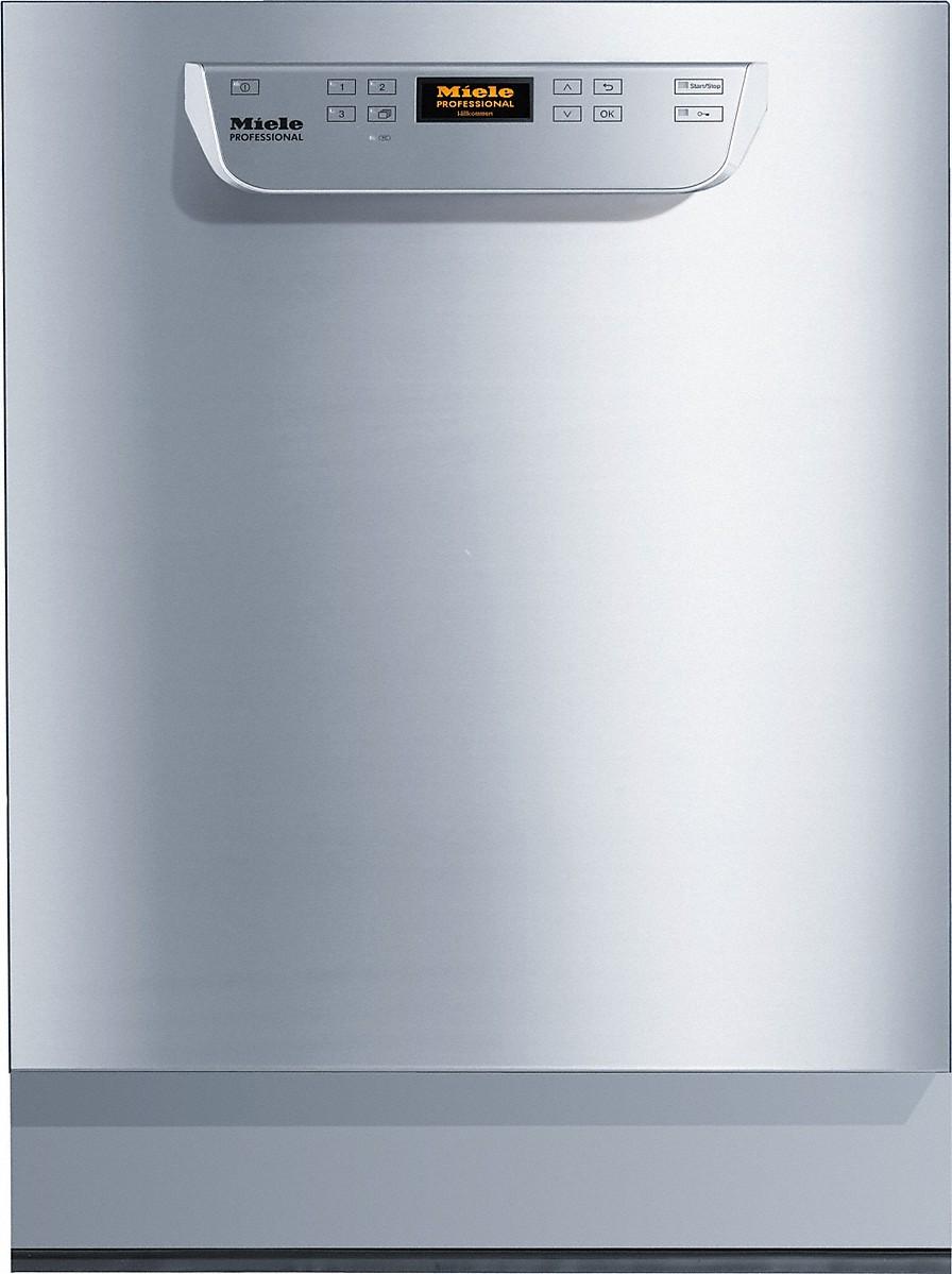 Miele PG 8059 U MK HYGIENE Unterbau-Frischwasser-Spülmaschine Edelstahl