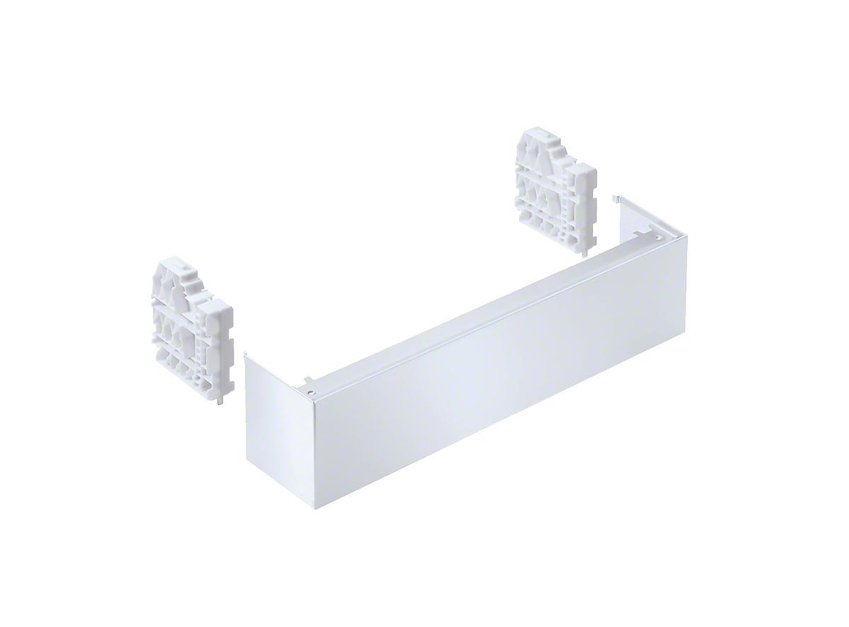Miele Stand 2 Sockelblende Weiß