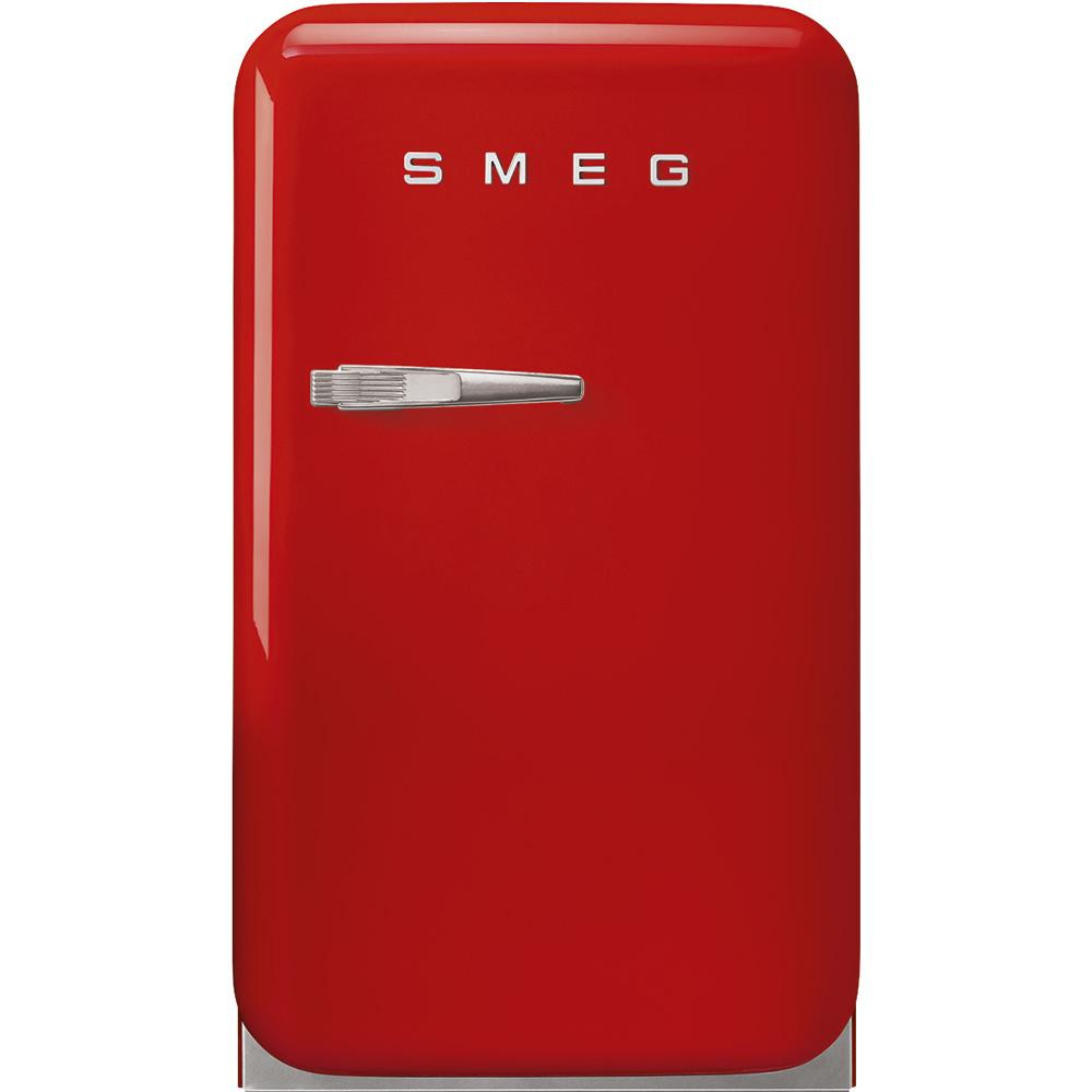Smeg FAB5RRD5 Stand-Kühlschrank Rot