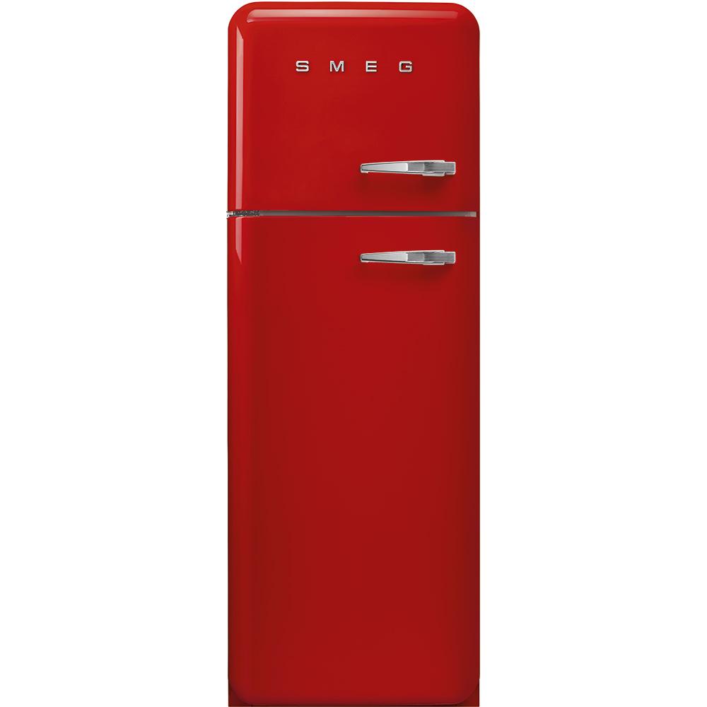 Smeg FAB30LRD5 Stand-Kühl-Gefrierkombination Rot