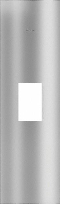 Miele KFP 2444 ed/cs Frontplatte Edelstahl/CleanSteel