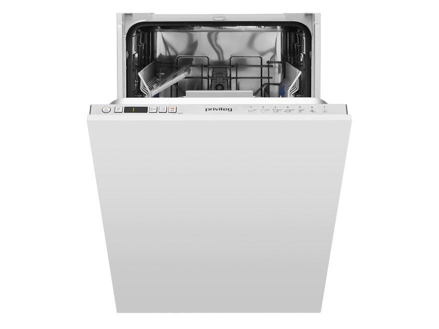 privileg RSIC 3M19 Vollintegrierter Geschirrspüler Weiß
