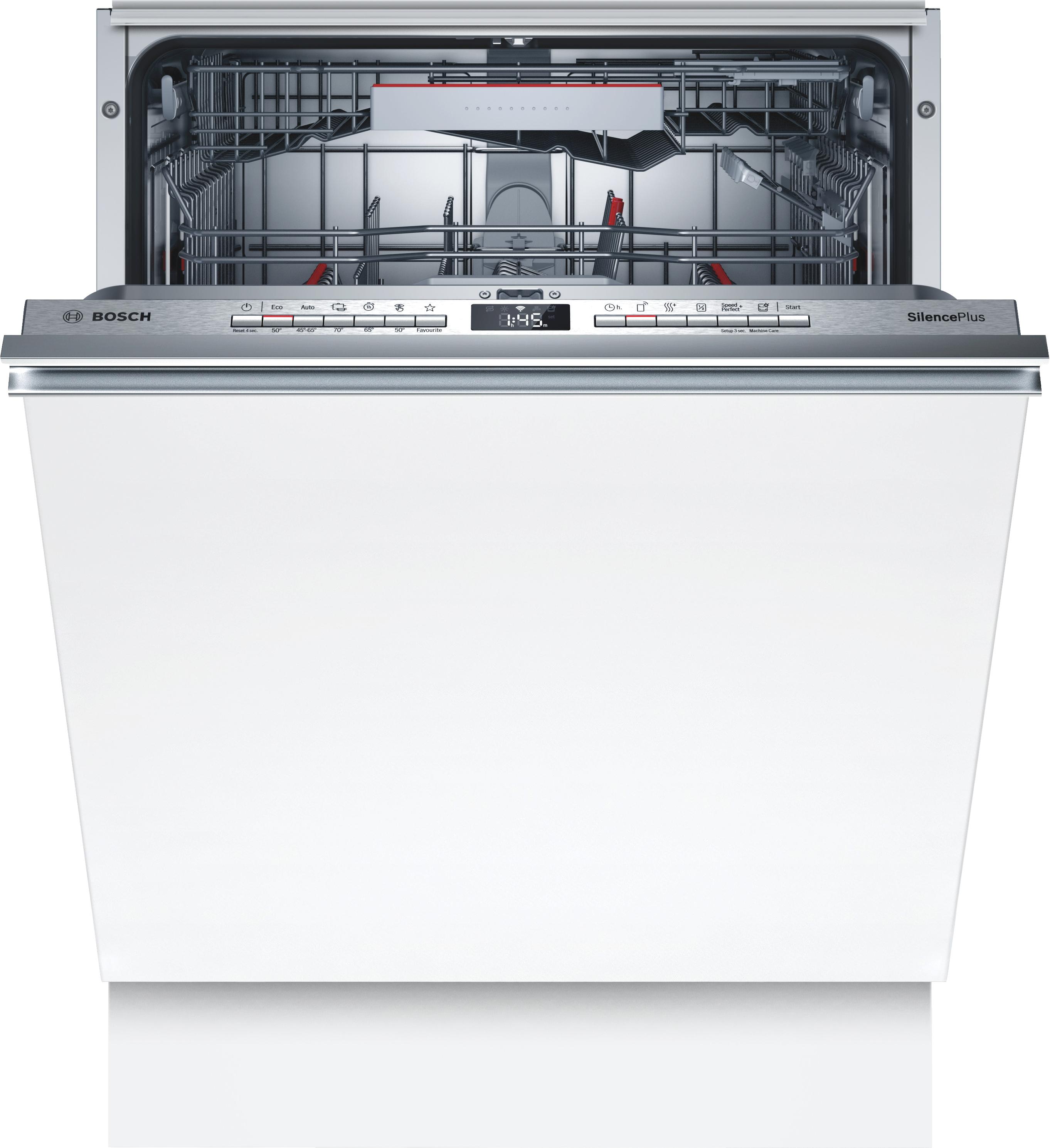 Bosch SMV4HDX52E Vollintegrierter Geschirrspüler