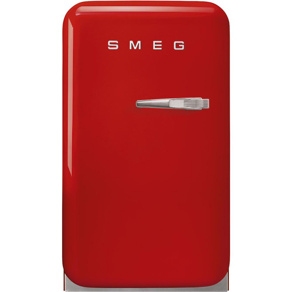 Smeg FAB5LRD5 Stand-Kühlschrank Rot