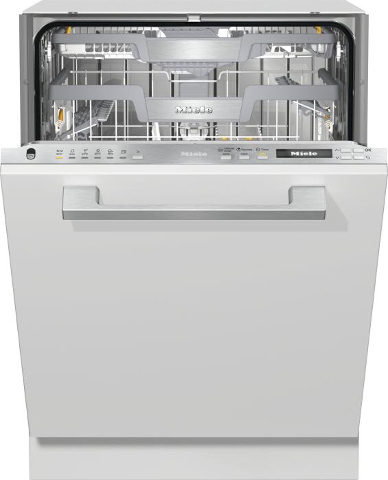 Miele G 7178 SCVi XXL E Vollintegrierter Geschirrspüler Edelstahl