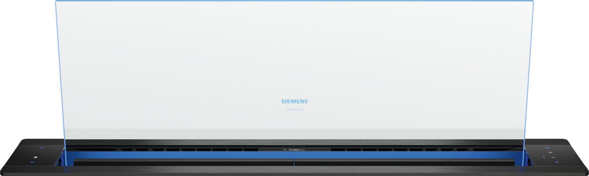 Siemens LD98WMM65 Tischlüfter Schwarz