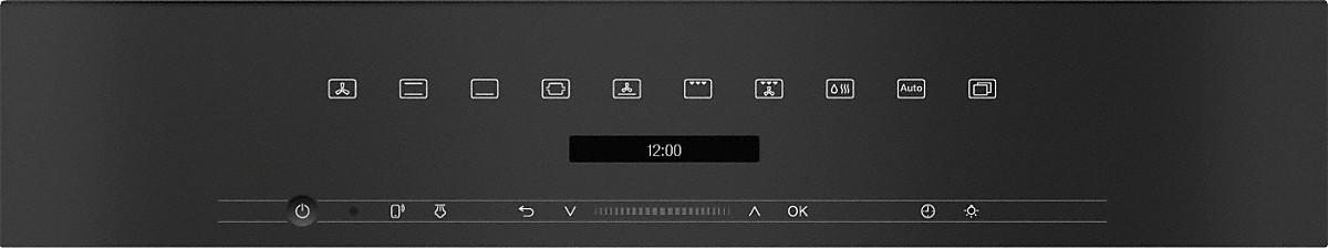 Miele H 7264 B Einbau-Backofen Edelstahl/CleanSteel