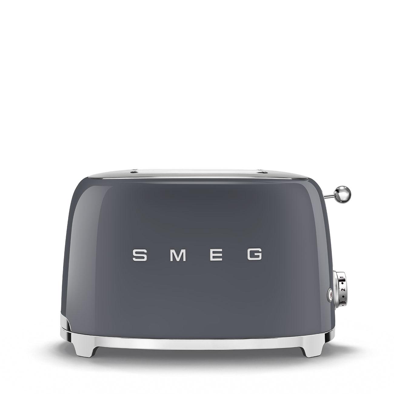 Smeg TSF01GREU Toaster Slate Grey