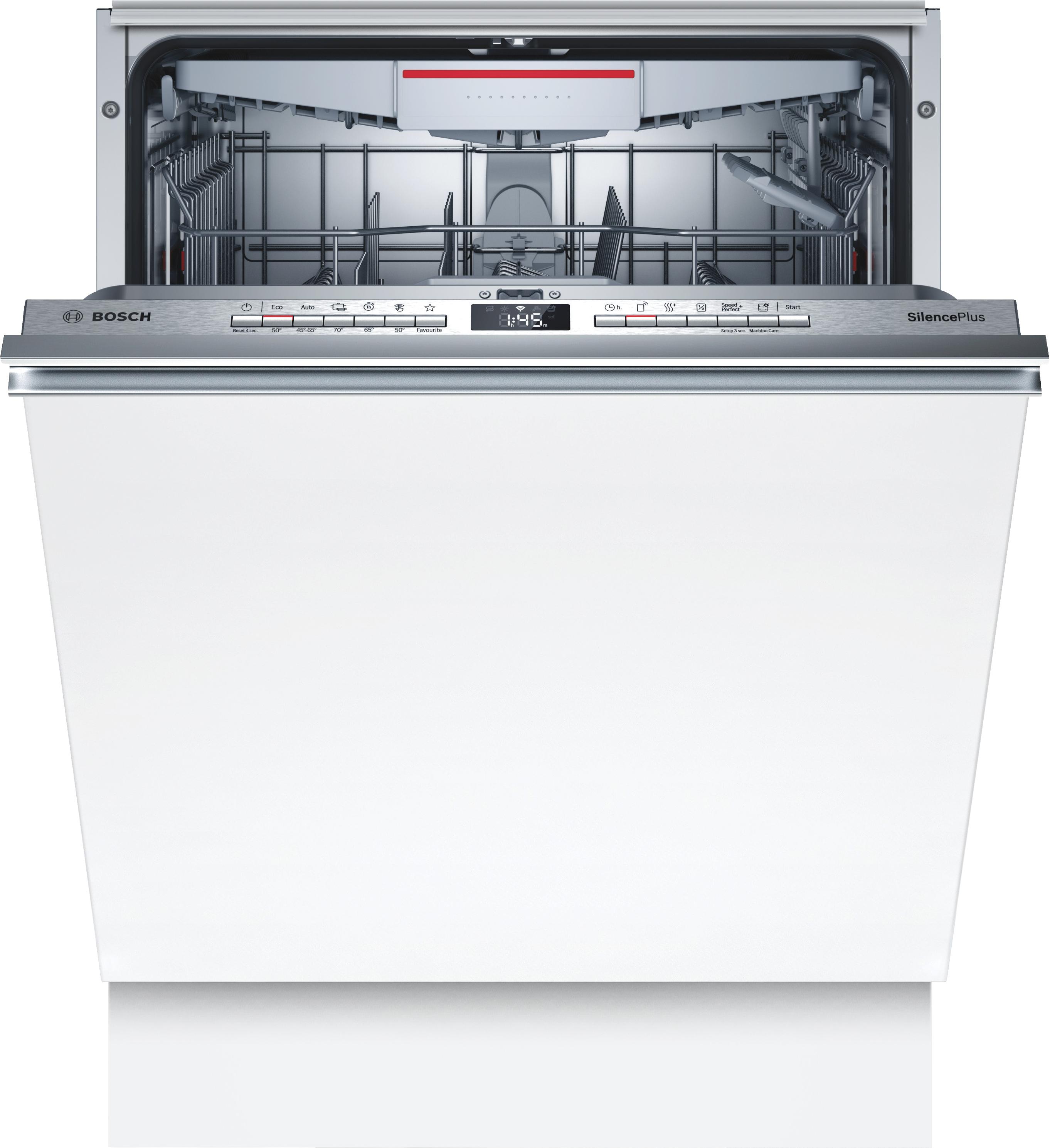 Bosch SMV4HCX48E Vollintegrierter Geschirrspüler