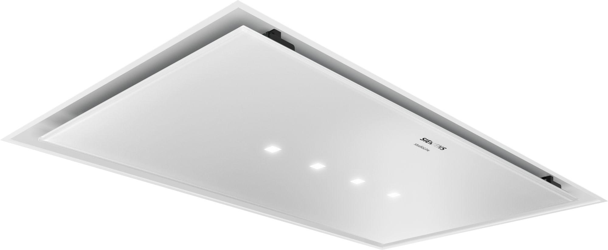 Siemens LR97CBS25 Deckenhaube Weiß