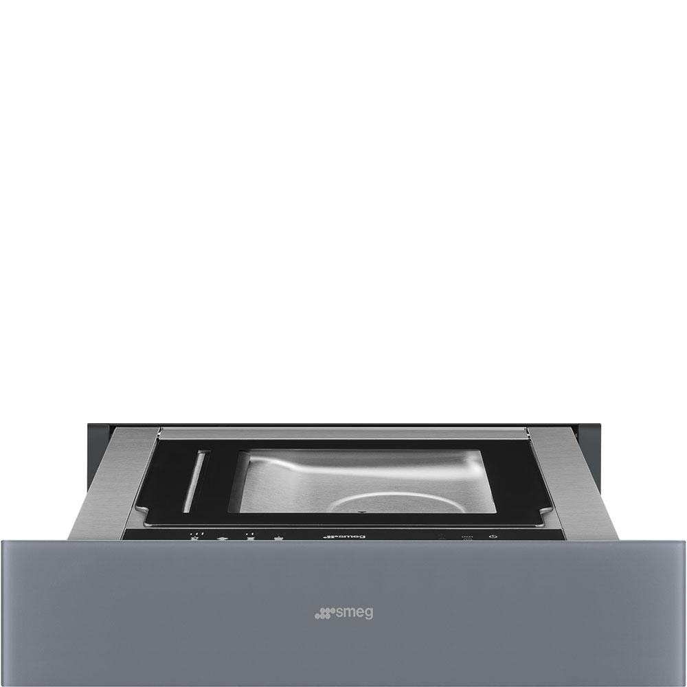 Smeg CPV115S Einbau-Vakuumierschublade Silber