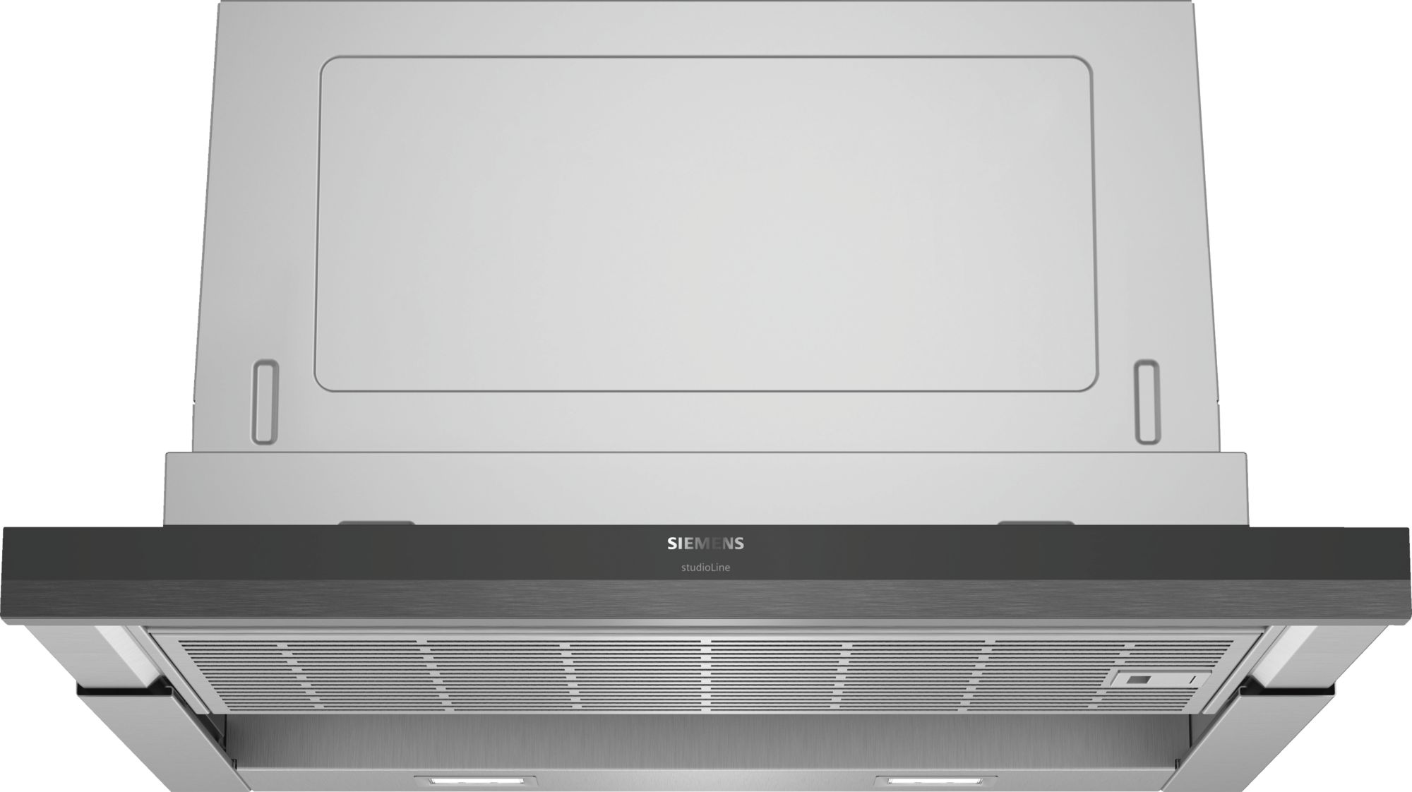 Siemens LI67SA560S Flachschirmhaube Edelstahl