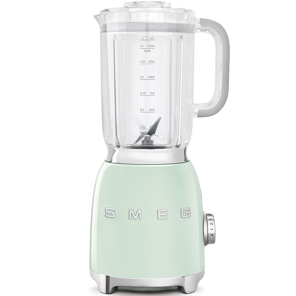 Smeg BLF01PGEU Standmixer pastellgrün