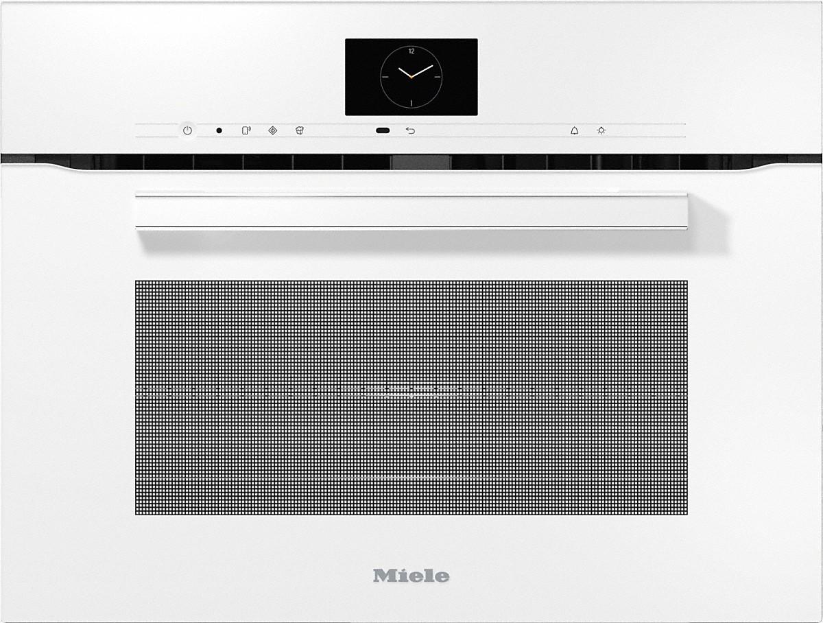 Miele H 7640 BM Kompakt-Backofen mit Mikrowelle Weiß