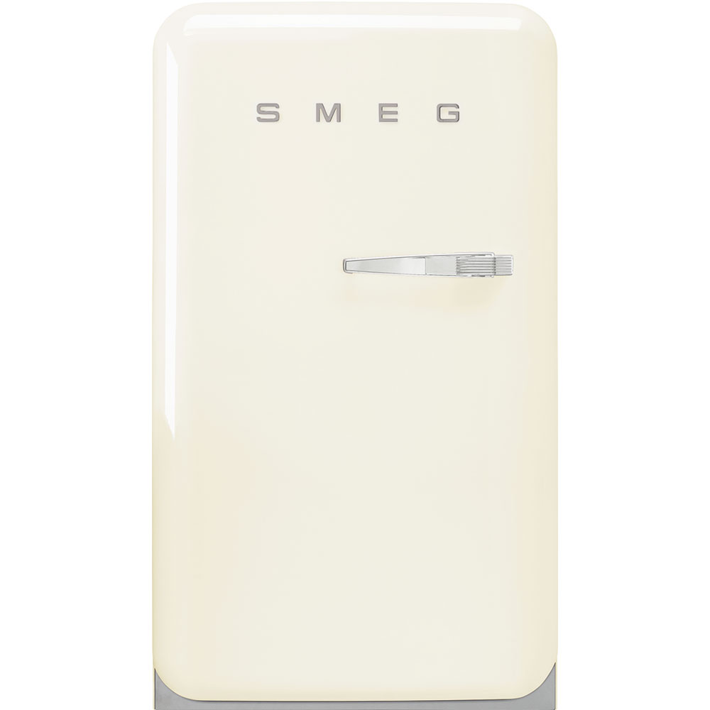 Smeg FAB10LCR5 Stand-Kühlschrank Creme
