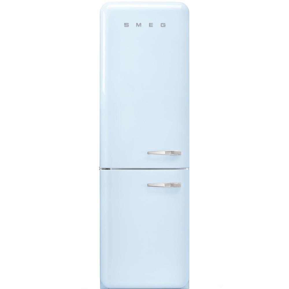 Smeg FAB32LPB5 Stand-Kühl-Gefrierkombination Pastellblau