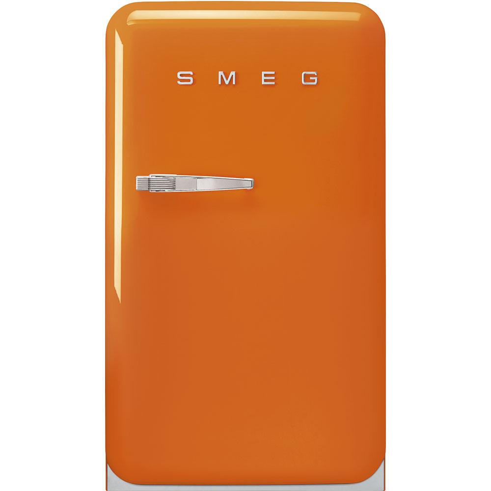 Smeg FAB10ROR5 Stand-Kühlschrank Orange