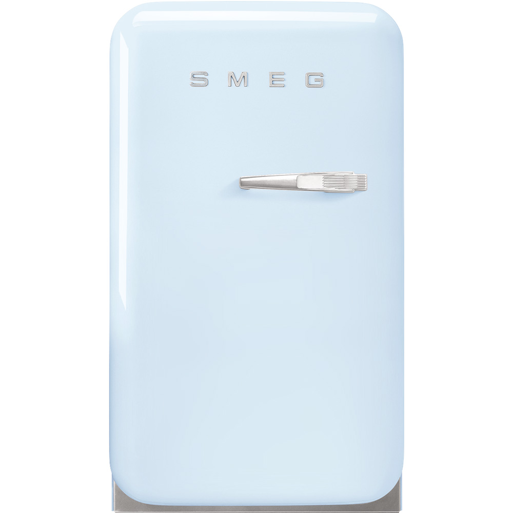Smeg FAB5LPB5 Stand-Kühlschrank Pastellblau