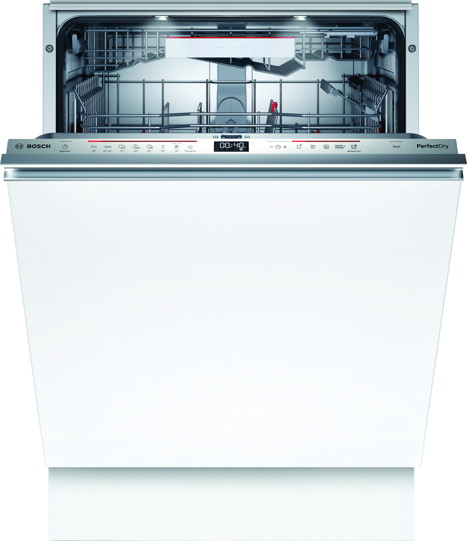 Bosch SBV6ZDX49E Vollintegrierter Geschirrspüler