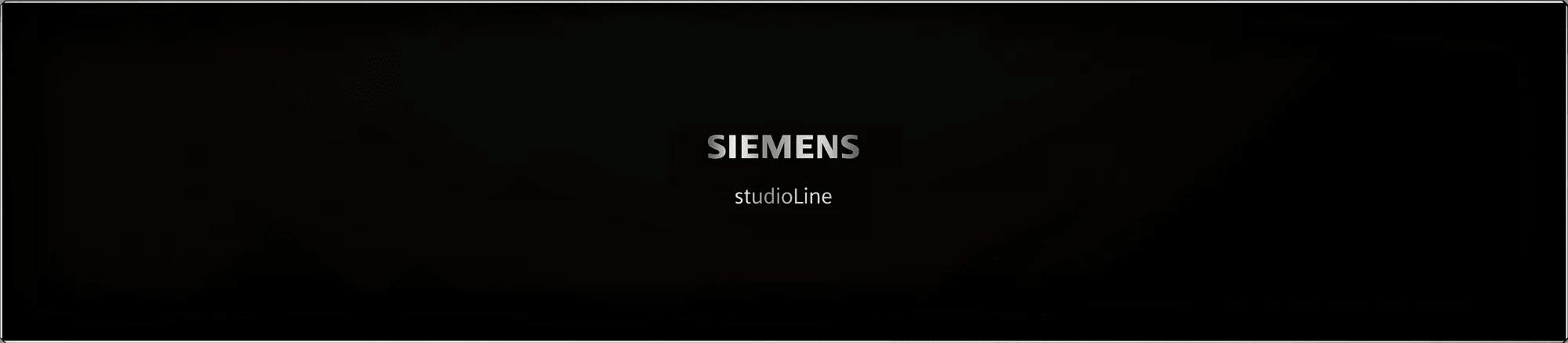 Siemens BV830ENB1 Einbau-Vakuumierschublade Schwarz