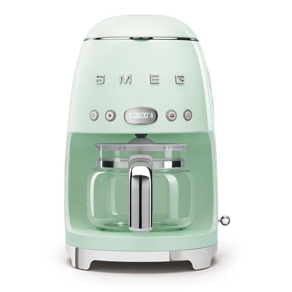 Smeg DCF02PGEU Filter Kaffeemaschine pastellgrün