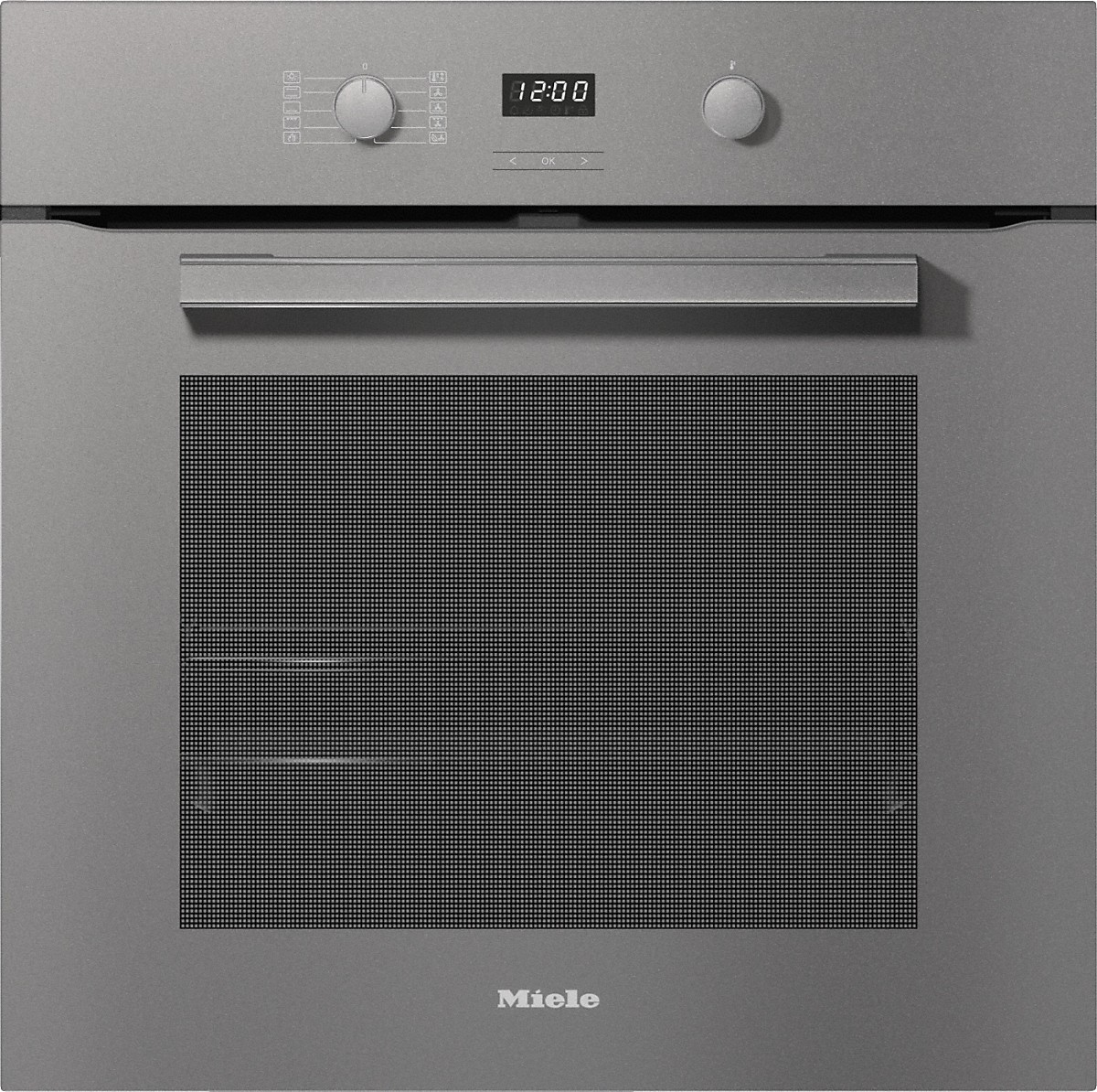 Miele H 2860 BP Einbau-Backofen Graphitgrau