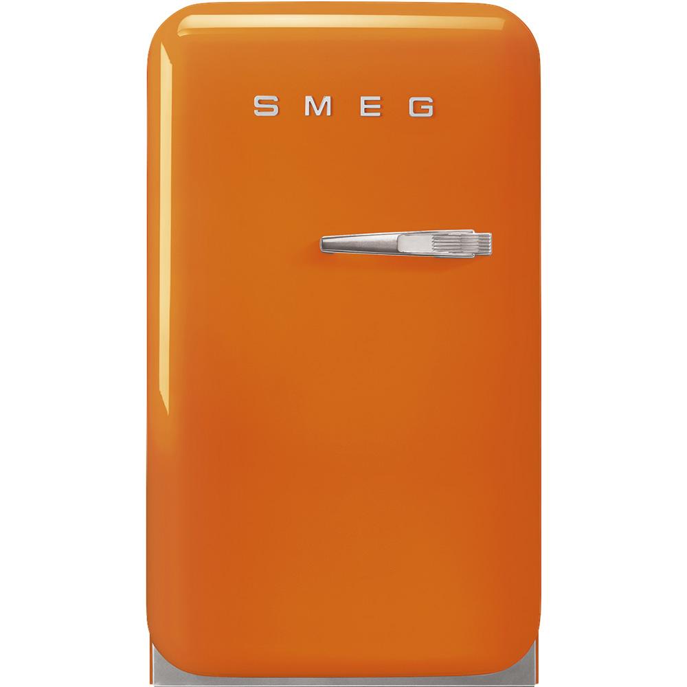 Smeg FAB5LOR5 Stand-Kühlschrank Orange