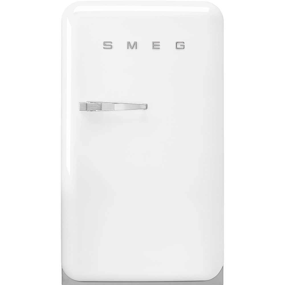 Smeg FAB10RWH5 Stand-Kühlschrank Weiß