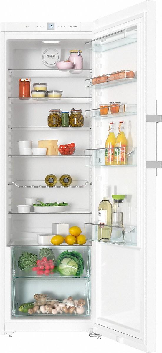 Miele K 28202 D ws Stand-Kühlschrank Weiß