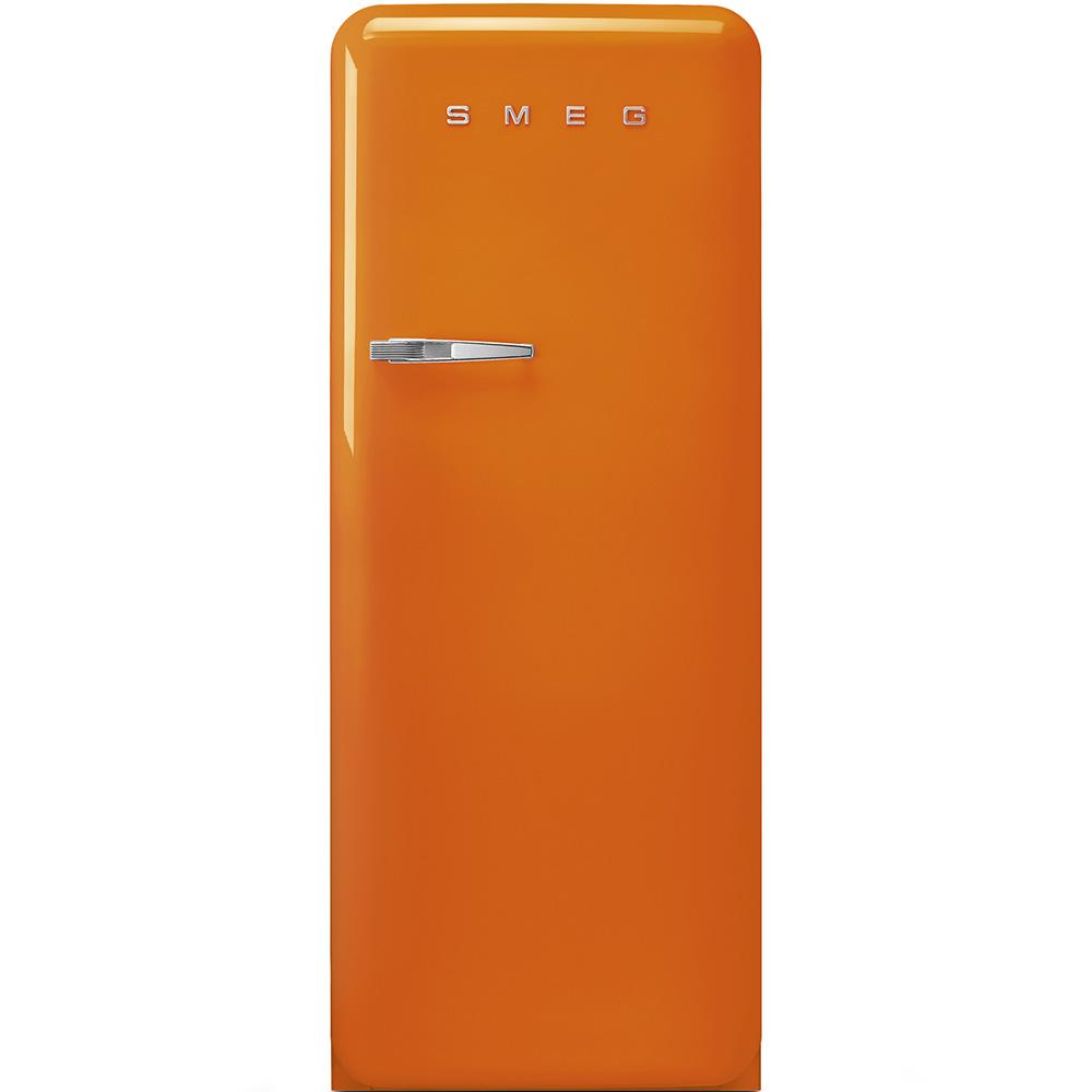 Smeg FAB28ROR5 Stand-Kühl-Gefrierkombination Orange