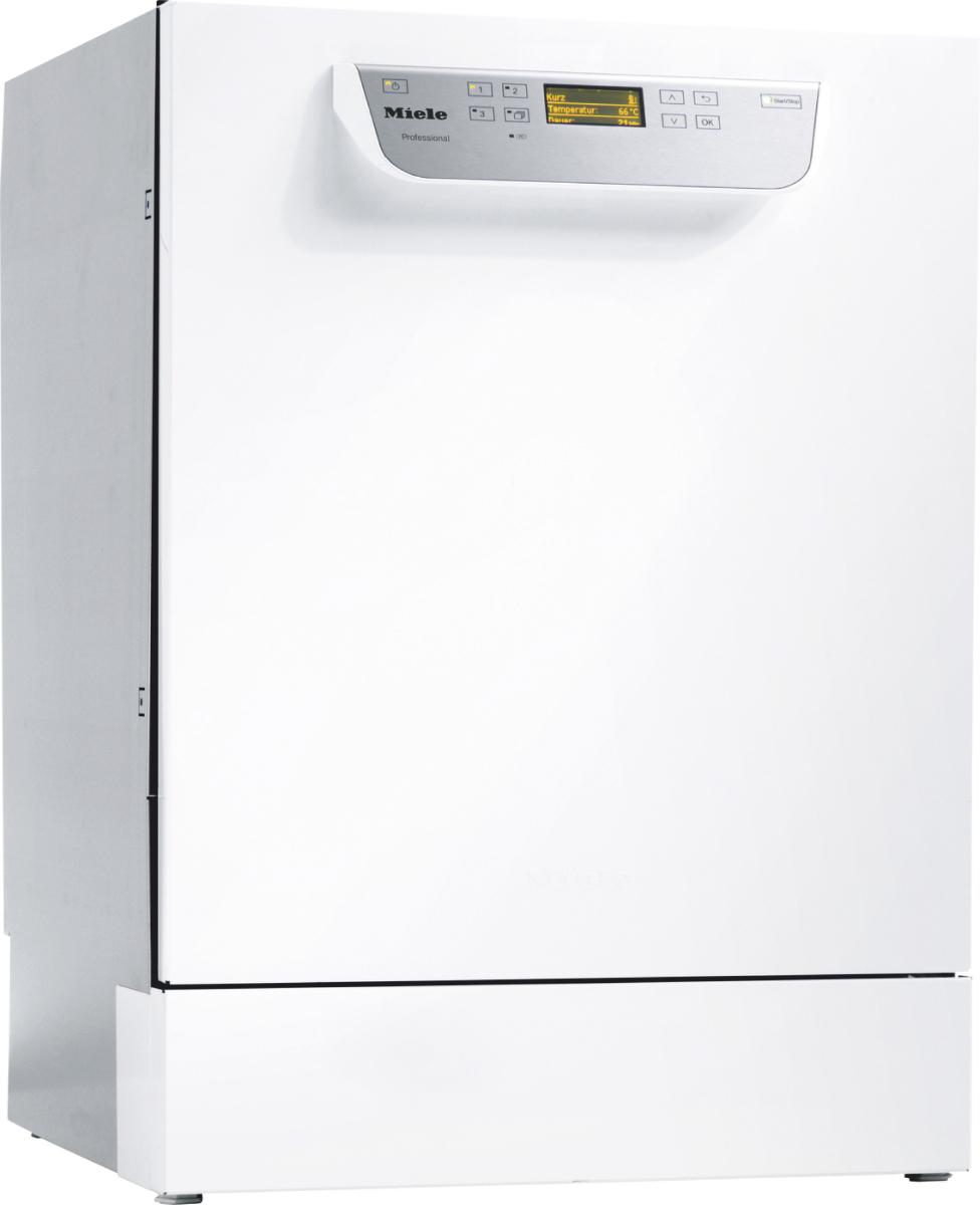 Miele PG 8056 U DOS Unterbau-Frischwasser-Spülmaschine Lotosweiß