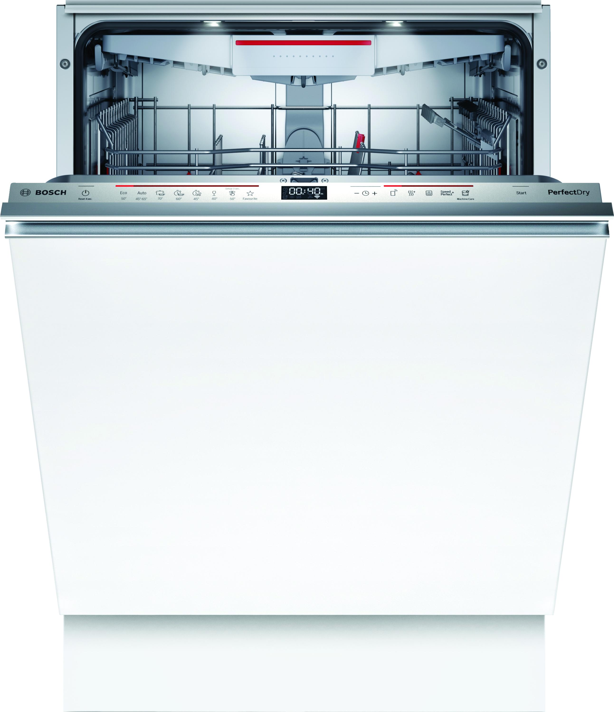 Bosch SBV6ZCX49E Vollintegrierter Geschirrspüler