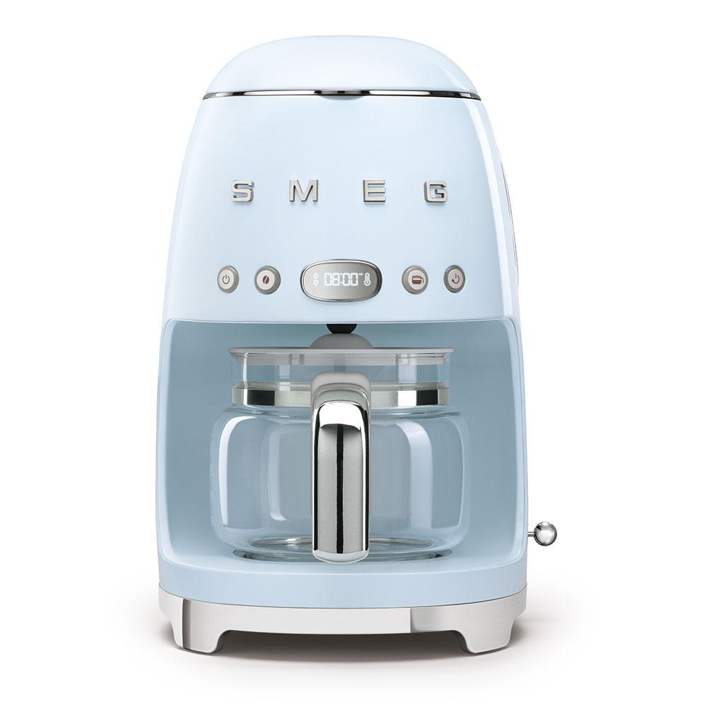 SMEG DCF02PBEU Filter Kaffeemaschine Pastellblau