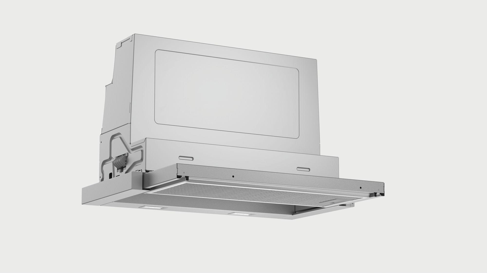 [Zweite Wahl] Bosch DFR067A50 Flachschirmhaube Edelstahl
