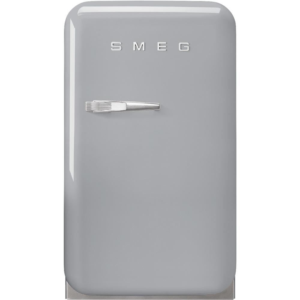 Smeg FAB5RSV5 Stand-Kühlschrank Silver