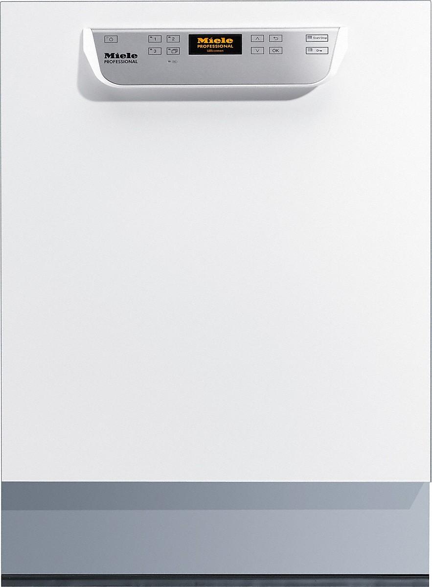 Miele PG 8057 TD U MK HYGIENEplus Unterbau-Frischwasser-Spülmaschine Lotosweiß