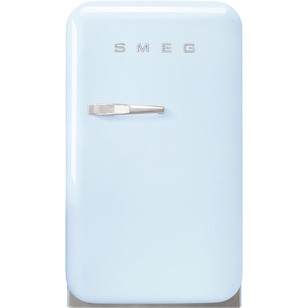Smeg FAB5RPB5 Stand-Kühlschrank Pastellblau